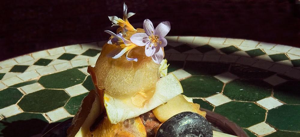 Recette du jour : Sorbet pomme, poire, cannelle