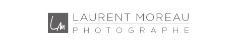 Laurent Moreau Photographe Logo