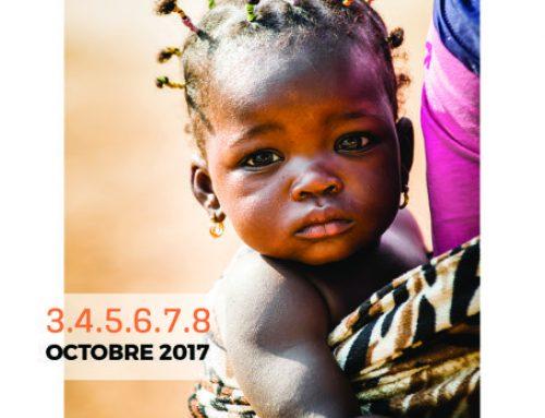 Exposition «Couleurs du monde» au festival de l'image St Valéry en Caux du 6 au 8 octobre 2017